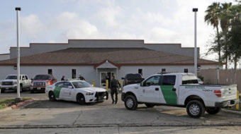 Premature baby found in Texas Border Patrol prison