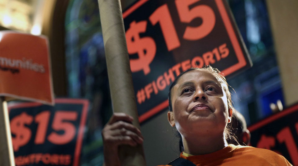 Congress has never let the minimum wage erode for this long
