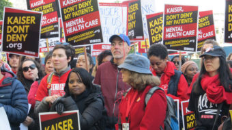 Kaiser Permanente mental health clinicians may strike to prevent more suicides