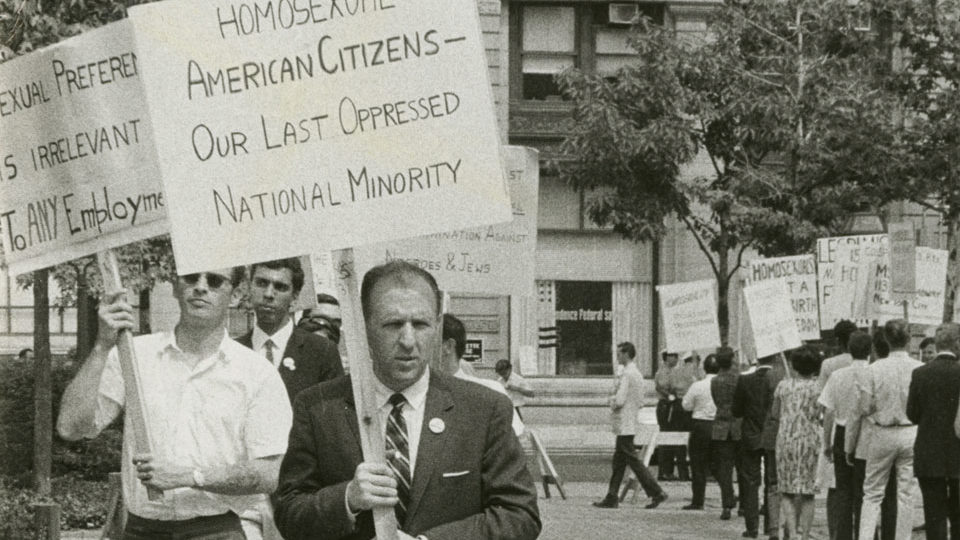 'The Lavender Scare' documents early LGBTQ resistance to McCarthyism