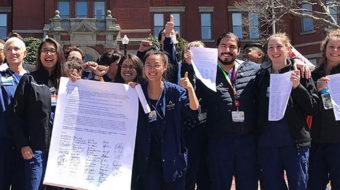 Baltimore's John Hopkins Hospital says it will allow nurses to unionize