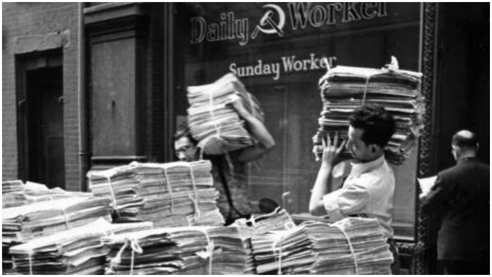 Eyewitness report: The birth of the Daily Worker