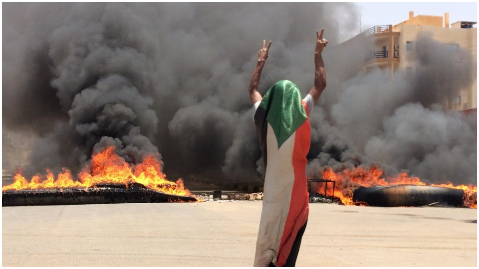 Security forces massacre demonstrators in Sudan, opposition calls for mass resistance
