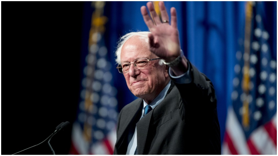 """Invoking FDR, Sanders lays out his agenda for """"democratic socialism"""""""