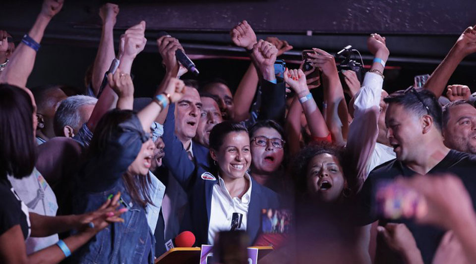 Socialist-endorsed Tiffany Cabán wins Queens district attorney primary