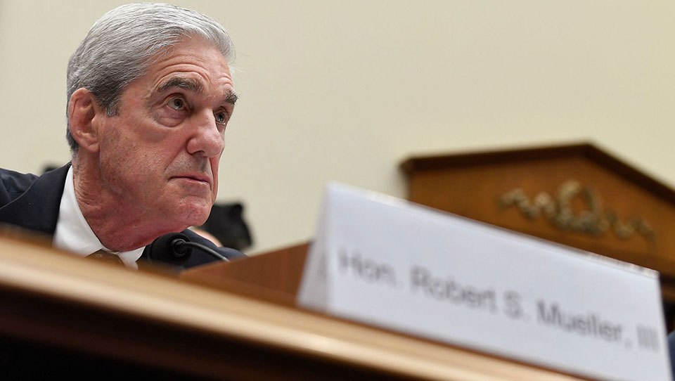Mueller: U.S. at risk for foreign electoral interference; Trump untruthful