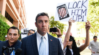 Can Republican Rep. Duncan Hunter keep his Southern California seat?