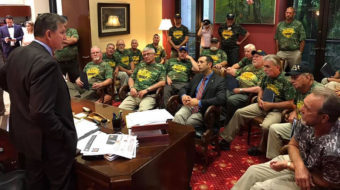 Bill to save multi-employer pensions not enough for sick miners