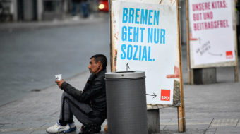 A first: Red-red-green coalition wins in Bremen, Germany's poorest state