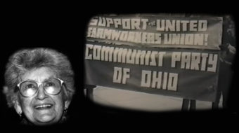 Ohio's defiant Communist, Anna Hass Morgan