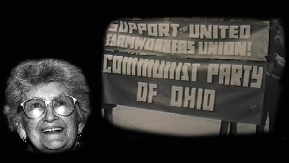 Ohio's defiant Communist, Anna Hass Morgan
