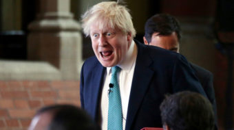 Trump's clown? Britain's likely next prime minister, Boris Johnson