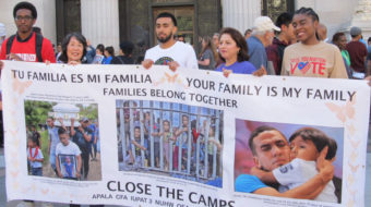 Oaklanders condemn Trump immigration policies, demand respect and humane treatment