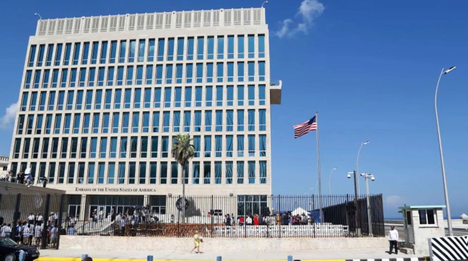 Mystery illnesses and a side-lined U.S. embassy spell trouble for Cuba