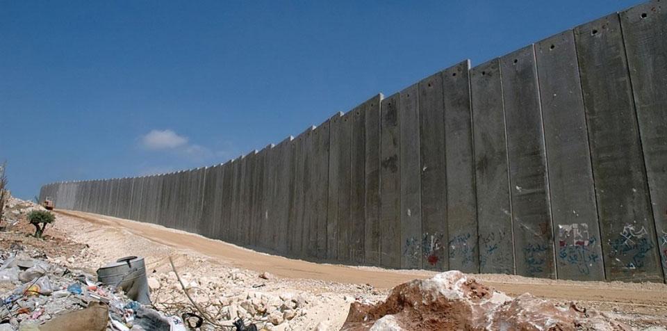 Israel's illegal apartheid wall turns 15