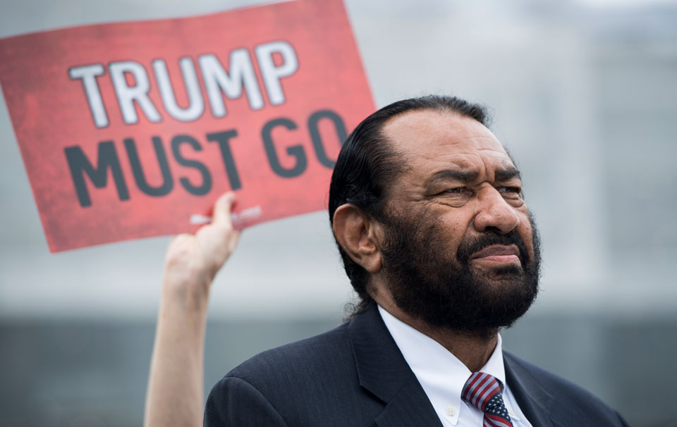 House to vote on impeaching Trump, again