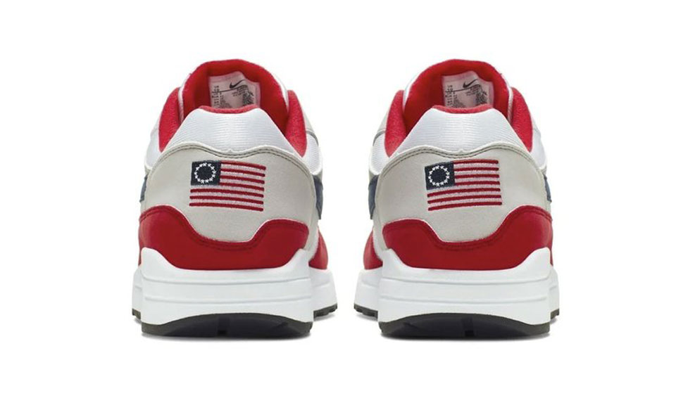Nike nixes flag design shoe after Kaepernick questions white supremacist symbolism
