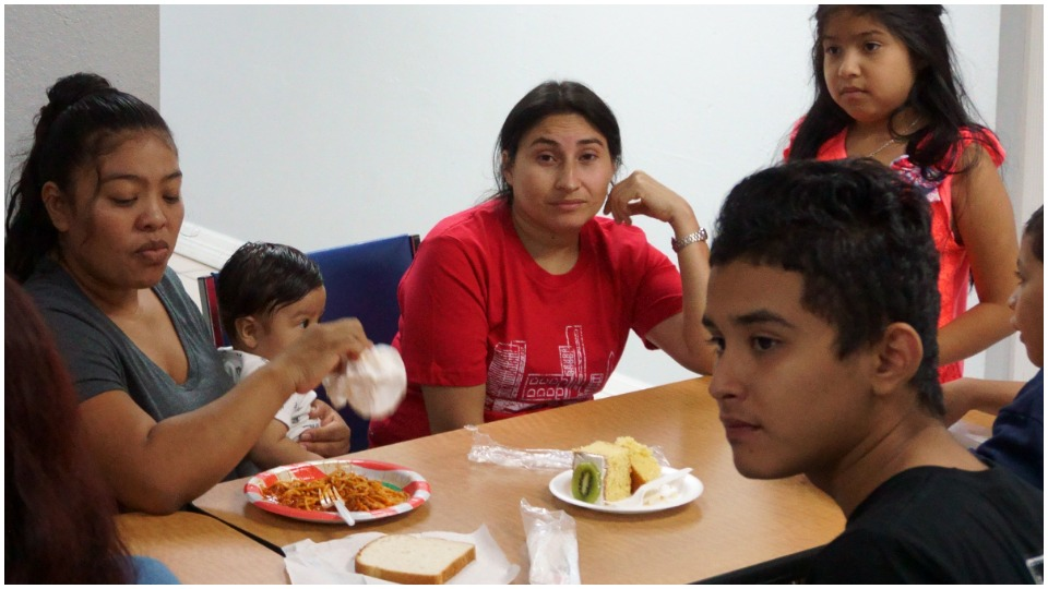"""We need to do more"": On the border in Brownsville, Texas"