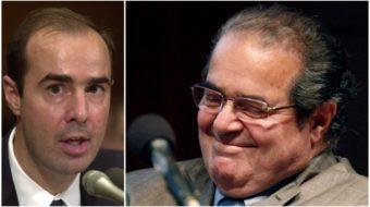 """""""As bad as dad"""": Trump nominates Antonin Scalia's son as Labor Secretary"""