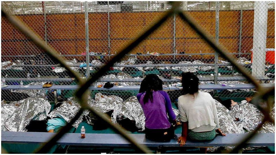 Close the immigrant concentration camps, free the children