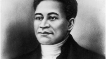First martyr of the American Revolution: Former slave Crispus Attucks
