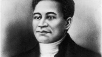 First martyr of the American Revolution: Former slave Crispus Attucks