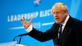 Only a militant left can defeat new British Prime Minister Boris Johnson