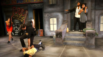Black teenager shot by white cop: The play 'Scraps' for home viewing
