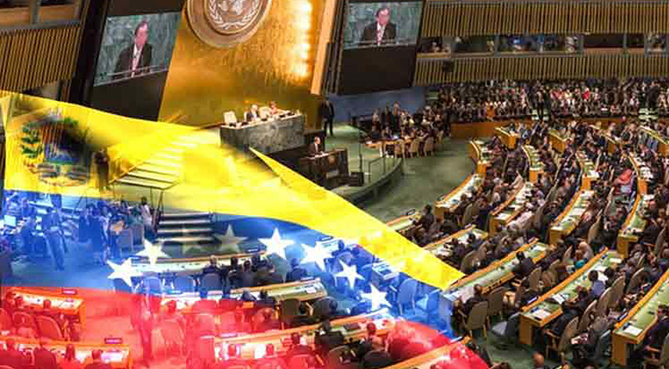 ¿Qué va a responder la ONU a Venezuela?