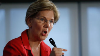 Unions, workers, EPI back Warren bill to crack down on 'private equity' funds
