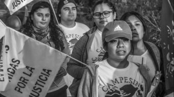 Farmworkers rise up against Trump and labor exploitation