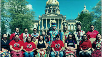 History maker: Native Americans to host first presidential candidate forum