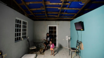 Unionists say: Puerto Rico is still a mess, politically and physically