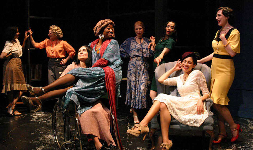 'Fefu and Her Friends': Fornés's feminist odyssey at the Odyssey