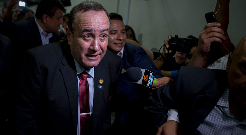 Guatemala's runoff election: Out of the frying pan, into the fire?