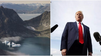Trump proposes buying Greenland