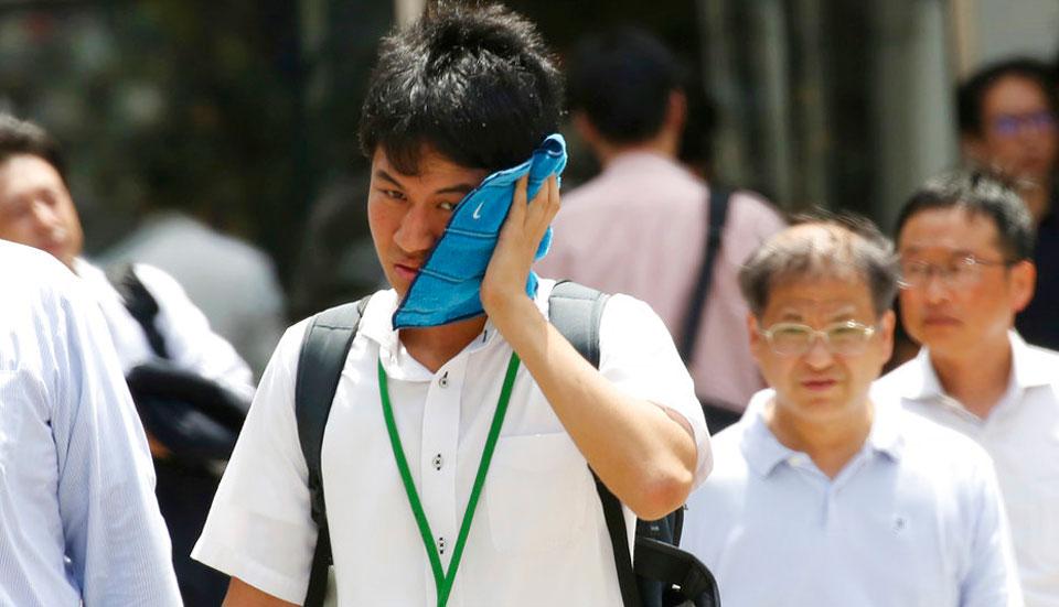 57 dead, 18,000 hospitalized in Japan heat wave