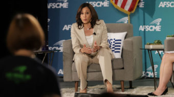 El Paso overtakes Democrats' pro-worker stands at AFSCME forum