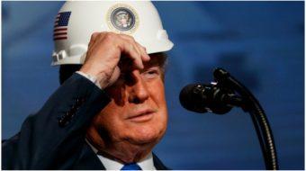 """Proletarian billionaire"" act wears thin: Trump's war on workers"