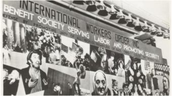 IWO: Book traces workers' efforts to insure themselves against capitalism's failures