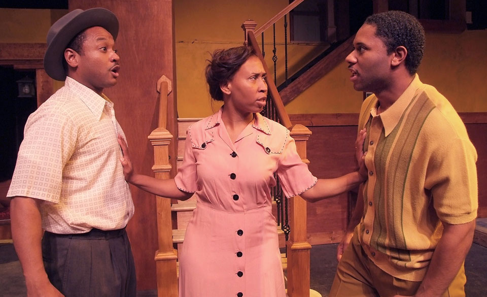 Paul Robeson Theatre Festival: Like 'Ol' Man River' Robey keeps rolling along
