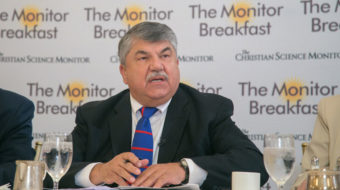 "Trumka: Workers ""not interested in a sliver of change"""