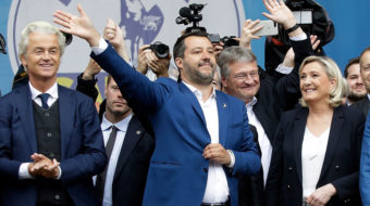 Italian government collapses after the right turns chaos into crisis