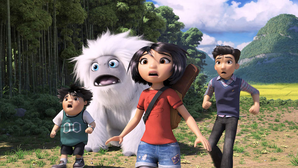 'Abominable': Himalayan hijinks highlight awesome animated adventure with a Yeti