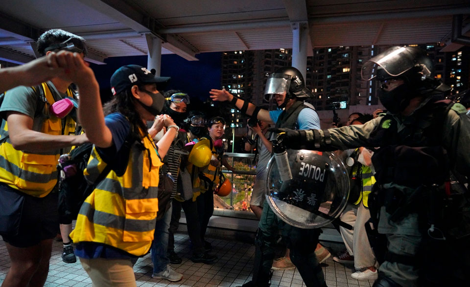 Colonial heritage, socialist future? The complex history behind Hong Kong protests