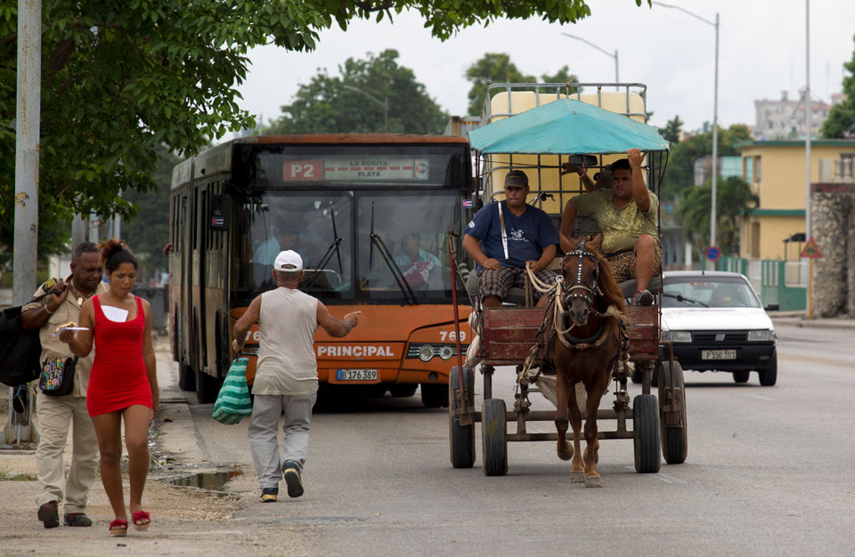 Cuban reform: Overcoming the separation of economics and politics
