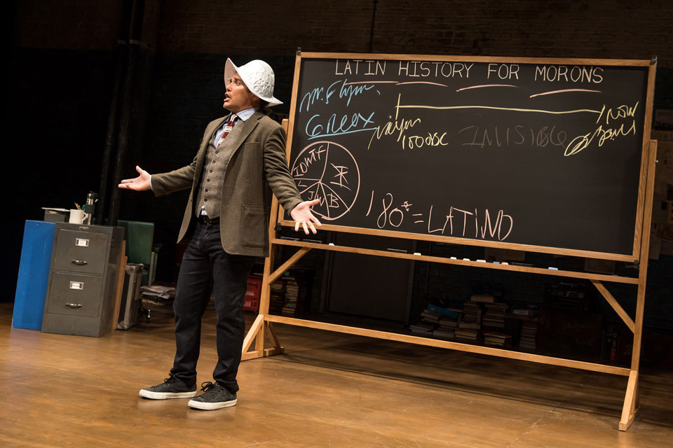 John Leguizamo's 'Latin History for Morons' a comedic cry from the heart