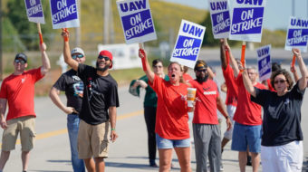 GM endangers the lives of its workers by yanking health care