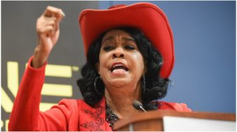 Rep. Wilson: African Americans' issues get little attention in presidential race
