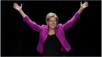 Elizabeth Warren wins Working Families Party endorsement in Democratic primary